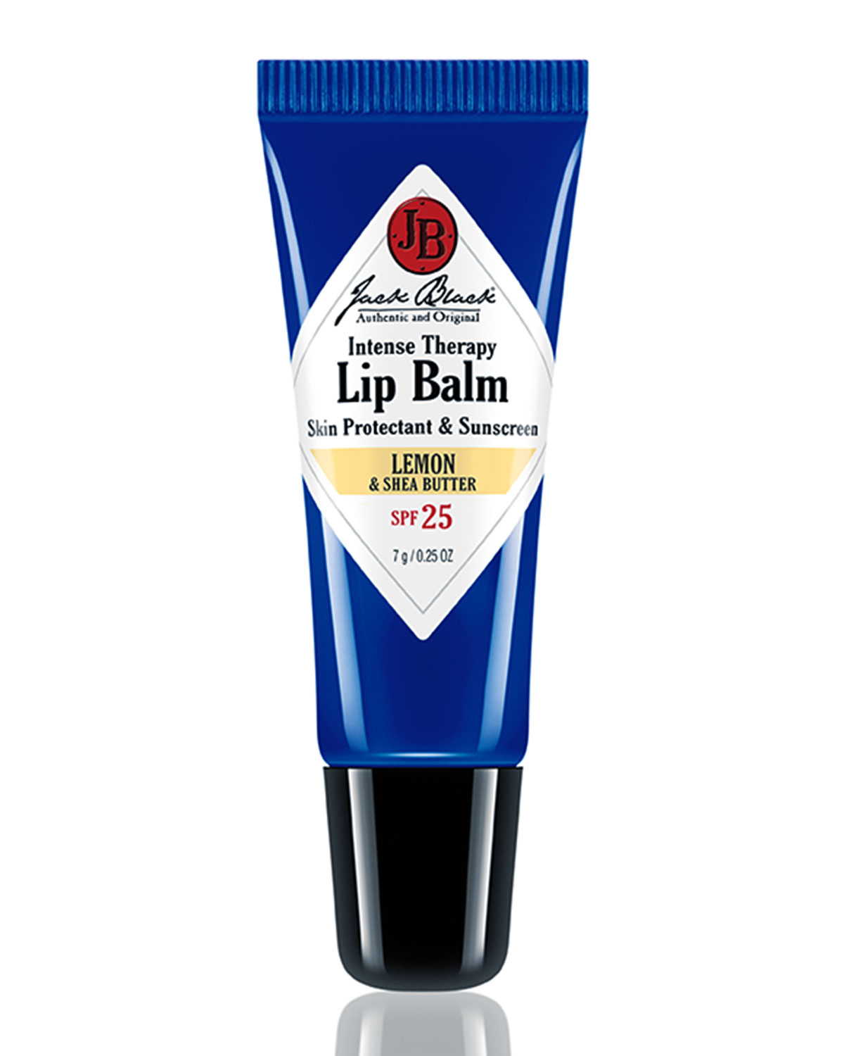 Lemon & Shea Butter Intense Therapy Lip Balm SPF 25, 0.25 oz.