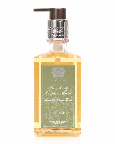 Antica Farmacista Fig Leaf Hand Wash, 10 oz.