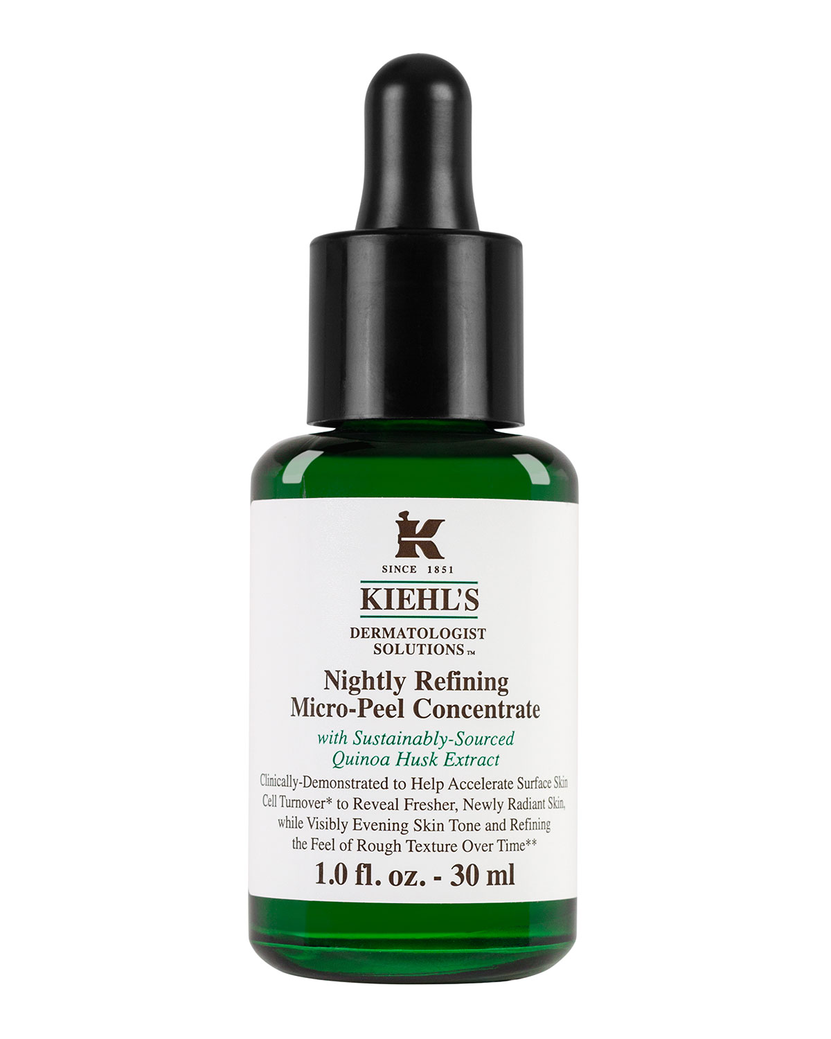 "Dermatologist Solutionsâ""¢ Nightly Refining Micro-Peel Concentrate, 1.0 oz."