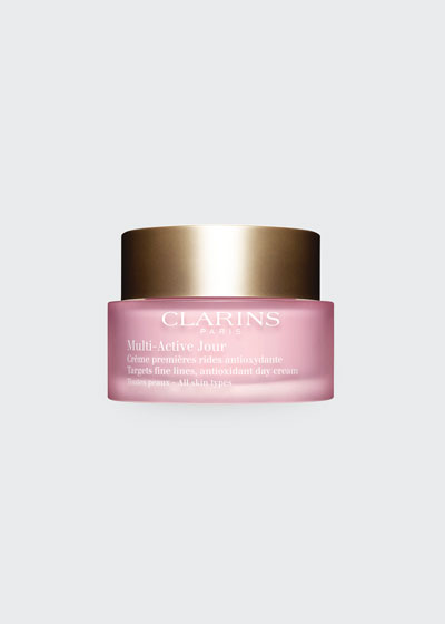 Multi-Active Day Cream for All Skin Types, 1.6 oz.