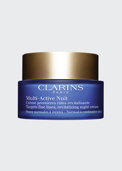 Multi-Active Night Cream, Normal to Combination Skin, 1.6 oz.