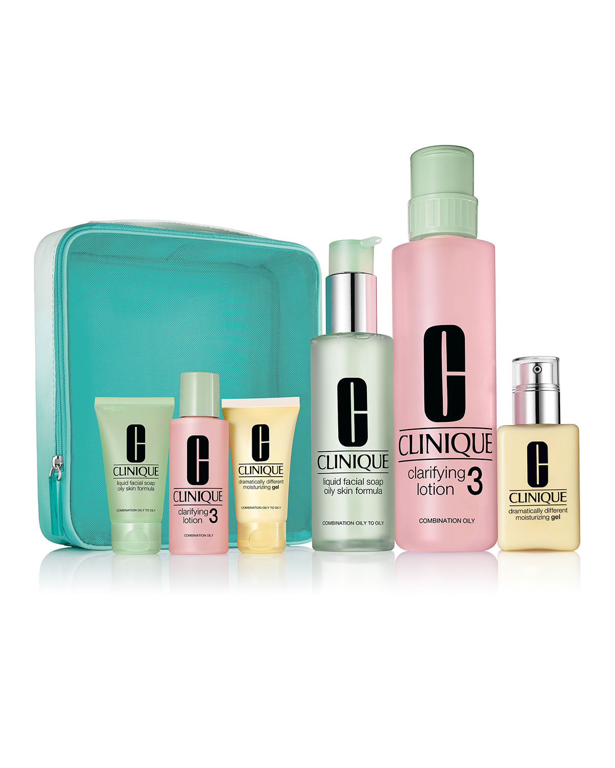 Limited Edition Great Skin Everywhere 3-Step Set, Skin Type III/IV ($90 Value)