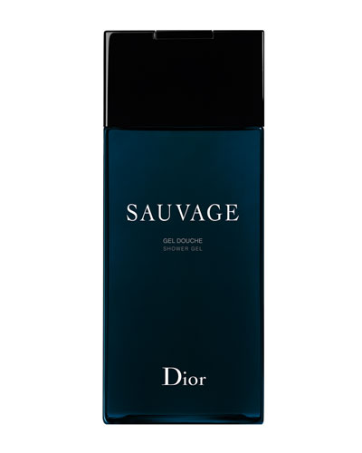 Sauvage Shower Gel, 6.8 oz.