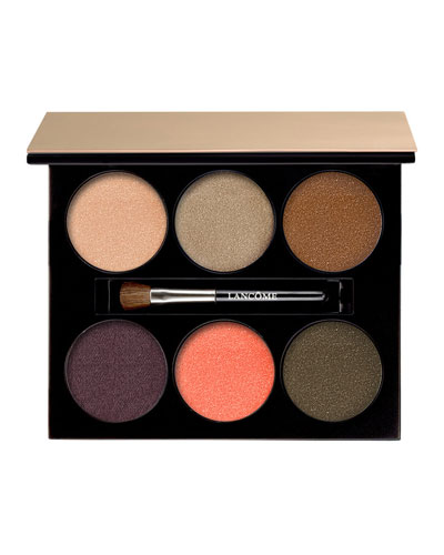 Limited Edition Color Design 6-Pan Eyeshadow Palette - Tropical Daydream Collection