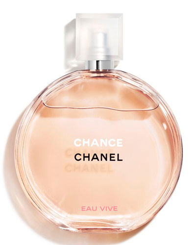 <b>CHANCE EAU VIVE</b> <BR>Eau de Toilette Spray, 5.0 oz./ 148 mL