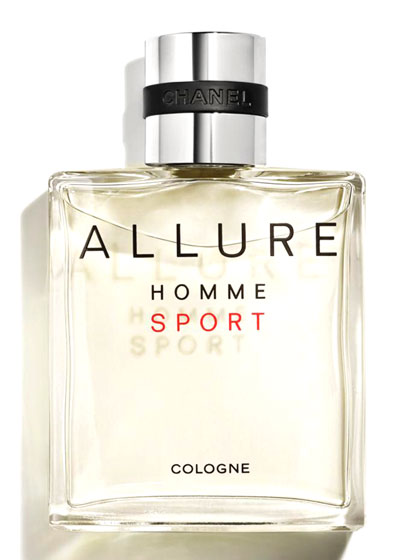 CHANEL ALLURE HOMME SPORT Cologne Spray, 3.4 oz./