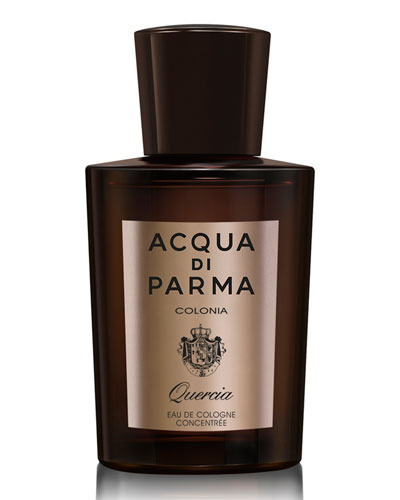 Colonia Quercia Eau de Cologne Concentree, 3.4 oz./ 100 mL