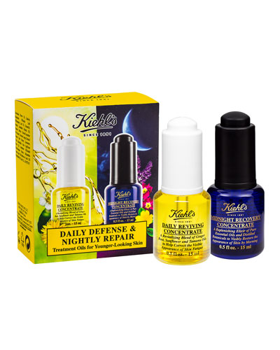 Limited Edition Daily Defense & Nightly Repair Travel-Size Serum Set
