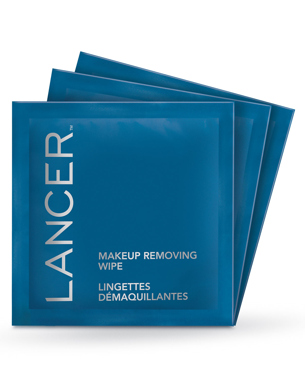Lancer MAKEUP REMOVING WIPES, 90 COUNT ($120 VALUE)