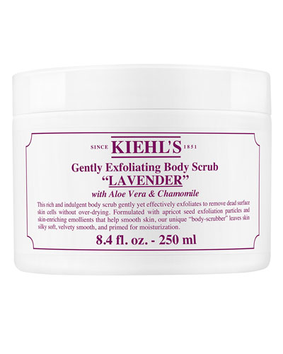 Lavender Gently Exfoliating Body Scrub, 8.0 oz.