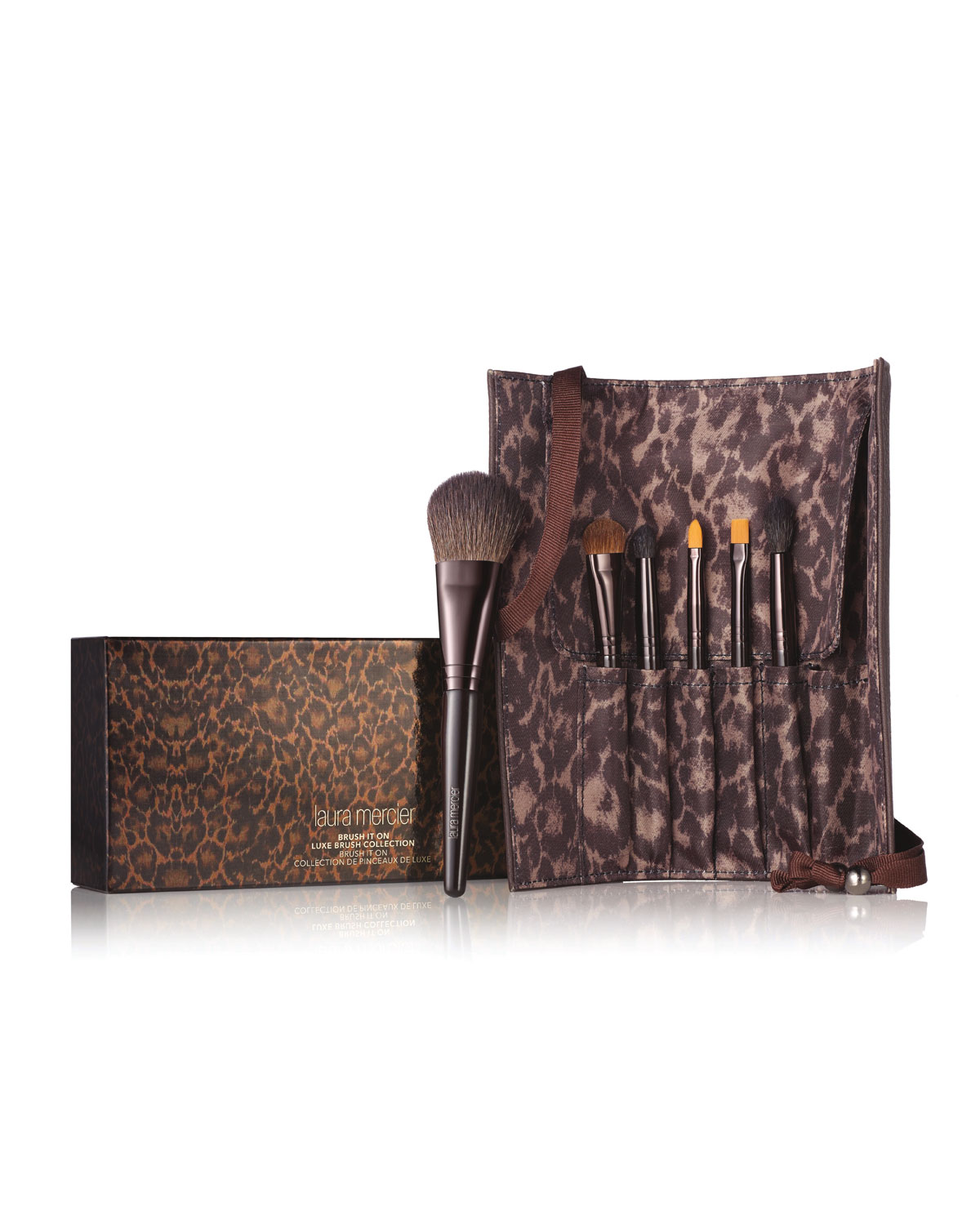 Limited Edition Brush It On Luxe Brush Collection ($194 Value)