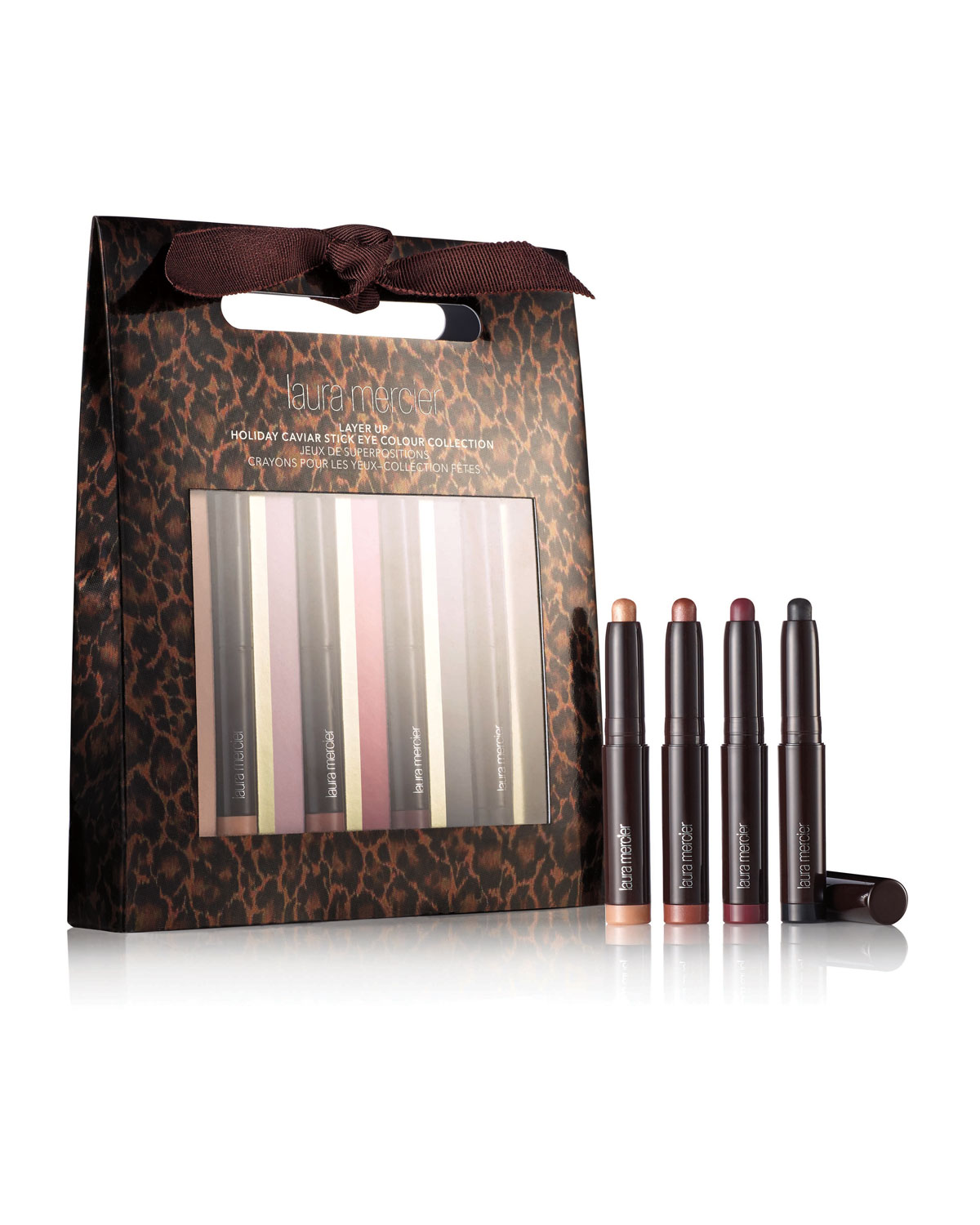 Limited Edition Layer Up Holiday Caviar Stick Eye Colour Collection ($67 Value)