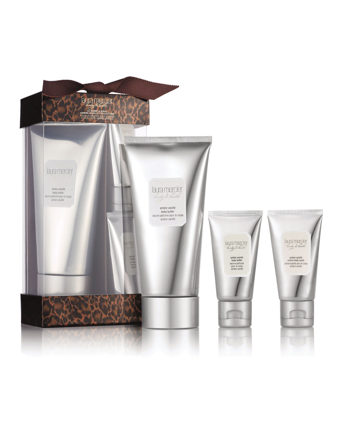 Limited Edition Le Home & Away Ambre Vanillé Luxe Collection ($46 Value)