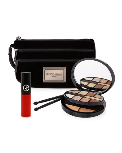 Limited Edition Holiday Night Lights Palette Set