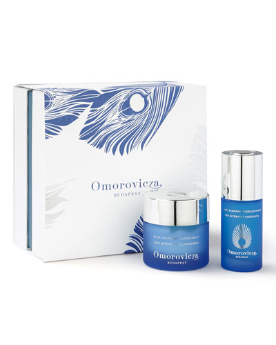 Limited Edition Blue Diamond Collection Set