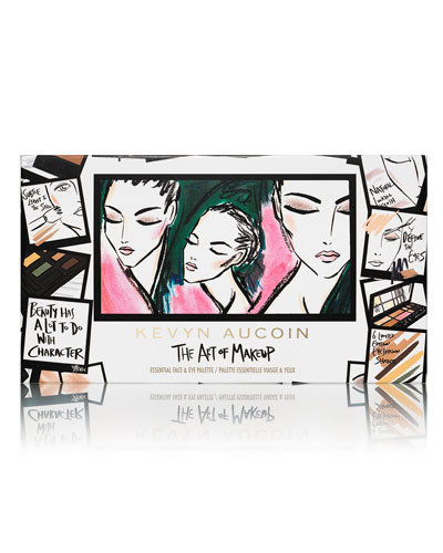 Limited Edition The Art of Makeup Essential Face & Eye Palette