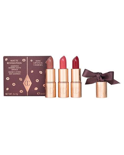 Limited Edition Matte Revolution - Mini Lipstick Trio