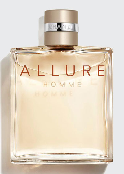 <b>ALLURE HOMME</b><br>Eau de Toilette Spray, 5.0 oz.