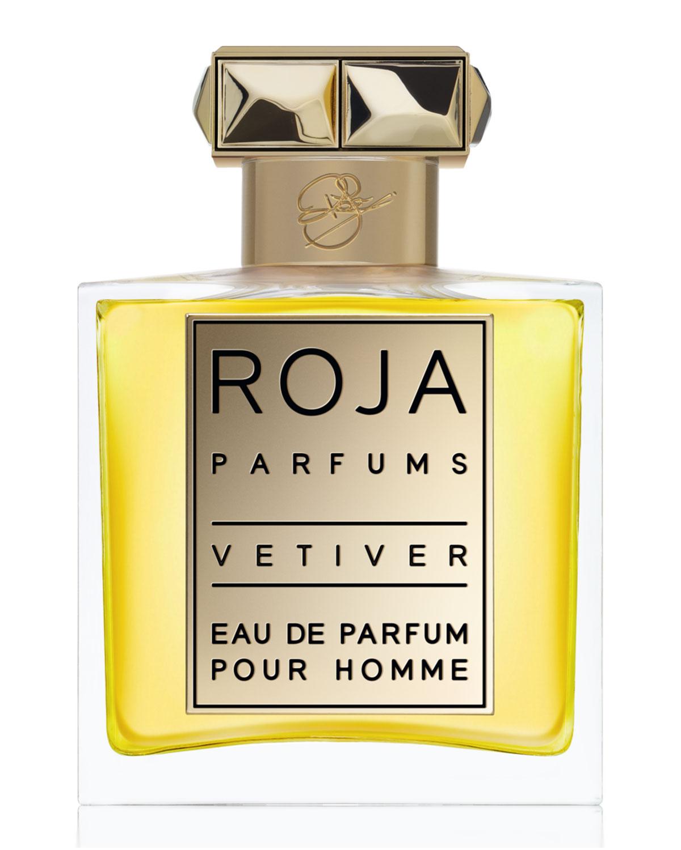 ROJA PARFUMS Vetiver Eau De Parfum Pour Homme, 1.7 Oz./ 50 Ml