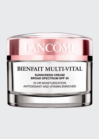 Bienfait Multi-Vital Day Cream 24-Hour Antioxidant & Vitamin Enriched Broad Spectrum SPF 30 ...