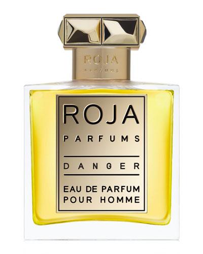 Danger Eau de Parfum Pour Homme, 50 mL