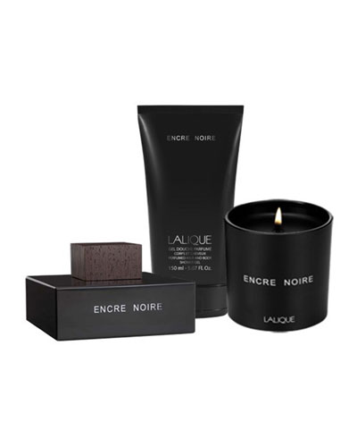 Lalique Encre Noir Crystal Set ($848 Value)