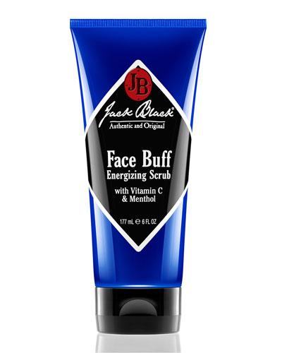 Face Buff Energizing Scrub, 6 oz.