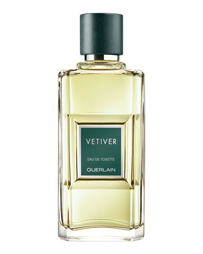 Vetiver Eau de Toilette, 3.4 oz.