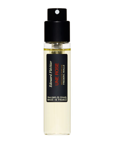 Une Rose Travel Perfume Refill, 0.3 oz./ 10 mL