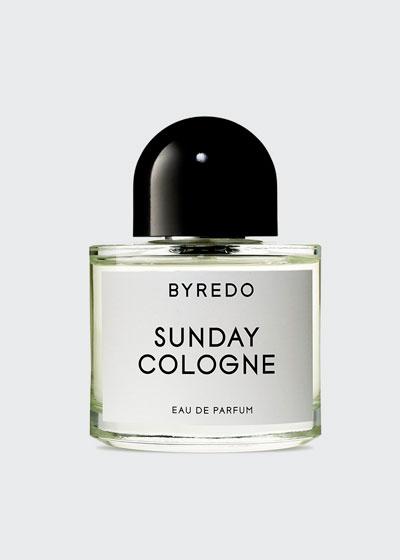 Sunday Cologne Eau de Parfum, 1.7 oz./ 50 mL