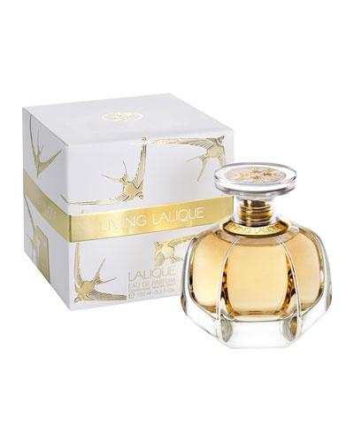 Living Lalique Natural Spray Eau de Parfum, 3.3 oz./ 100 mL