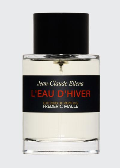 L'Eau D'Hiver Perfume, 3.4 oz./ 100 mL