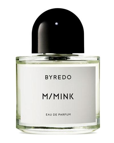 M/Mink Eau de Parfum, 3.4 oz./ 100 mL