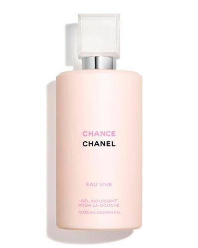<b>CHANCE EAU VIVE</b><br>Foaming Shower Gel, 200 mL