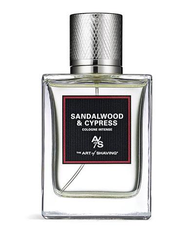 Sandalwood & Cypress Eau de Toilette, 100 mL
