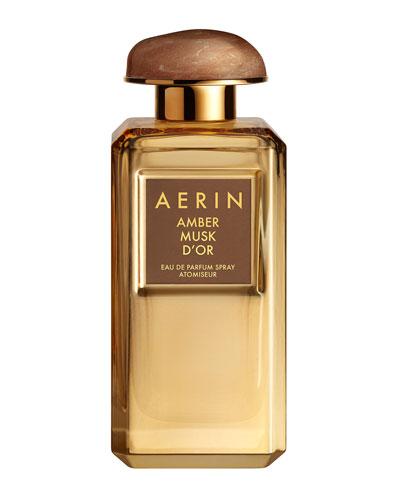 Amber Musk d'Or Eau de Parfum, 3.4 oz.