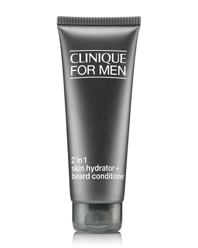 Clinique For Men 2 in 1 Skin Hydrator + Beard Conditioner