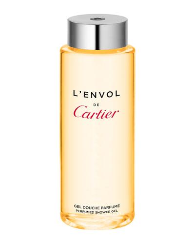 L'Envol de Cartier Shower Gel, 6.8 oz./ 200 mL