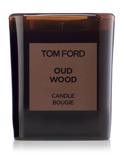 Oud Wood Candle