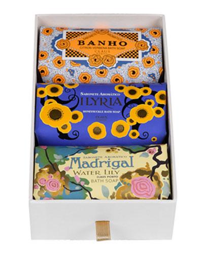 Banho, Ilyria & Madrigal Gift Box Set