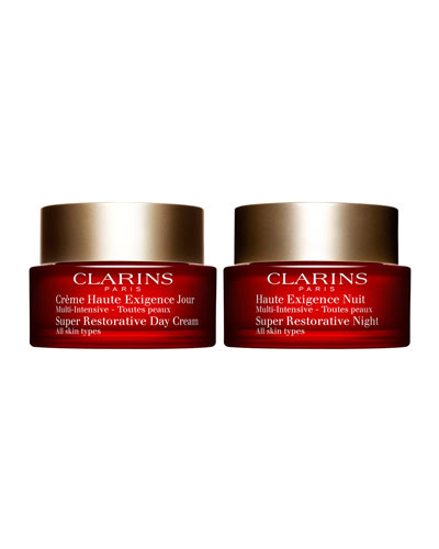 Limited Edition Super Restorative Anti-Aging Duo