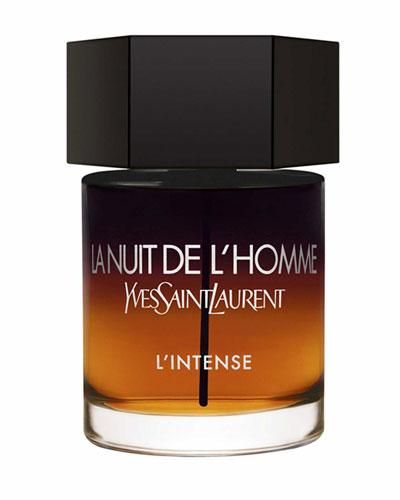 La Nuit De L'Homme L'Intense Eau de Parfum, 60 mL