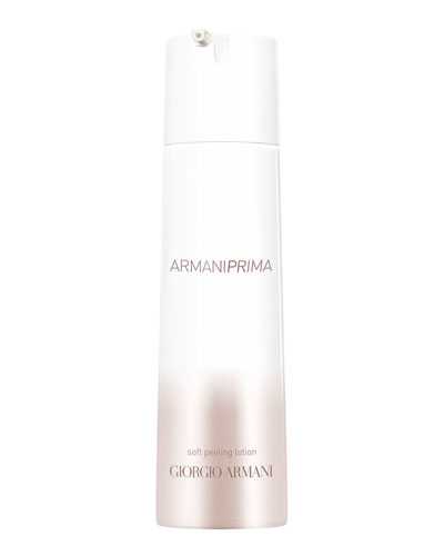 ARMANI PRIMA SOFT PEELING LOTION<br> Glow & Peel-In-1