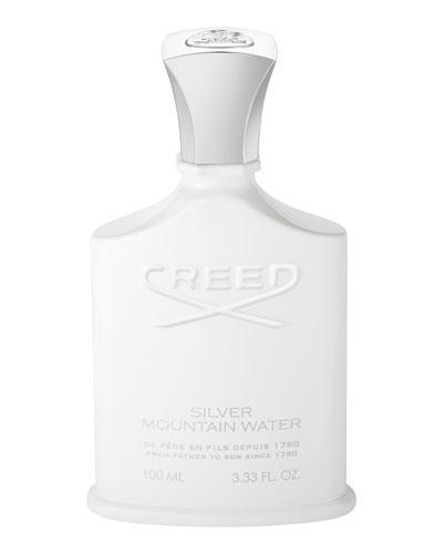 Creed Silver Mountain Water, 3.3 oz./ 100 mL
