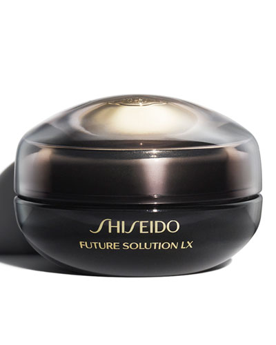 Future Solution LX Eye and Lip Contour Regenerating Cream, 0.61 oz.