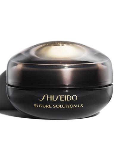 Future Solution LX Eye and Lip Contour Regenerating Cream, 0.61 oz./ 17 mL