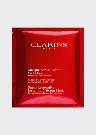 Super Restorative Instant Lift Serum Mask, 1 Pack