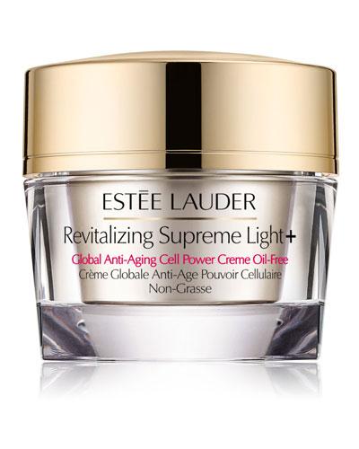 Revitalizing Supreme Light+ Global Anti-Aging Cell Power Creme Oil-Free, 1.7 oz./ 50 mL
