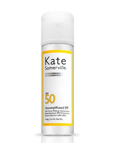 UncompliKated SPF Soft Focus Makeup Setting Spray, 3.4 oz. / 96g