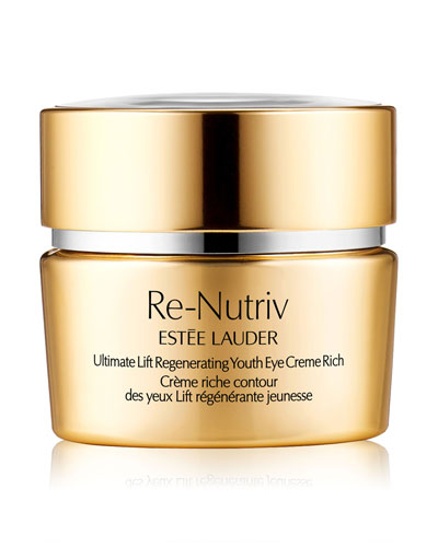 Re-Nutriv Ultimate Lift Regenerating Youth Eye Cr&#232me Rich, 0.5 oz./ 15 mL